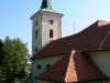 kostel sv. Stanislava v Bošovicích